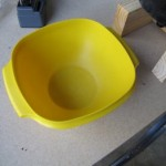 Tupperware for Chicken Waterer Cup