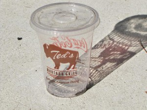 Reuse The To Go Cup