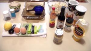Crab Cake Recipe Ingredients