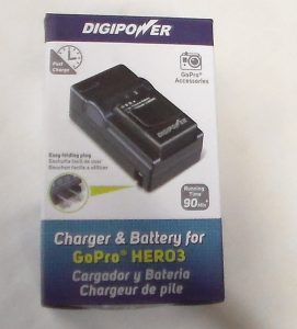 DigiPower GoPro Charger
