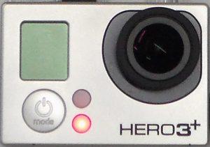 Charging the GoPro Hero 3+