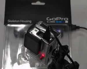 GoPro Skeleton Housing