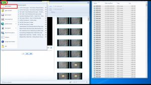 Start a New Windows Movie Maker Project