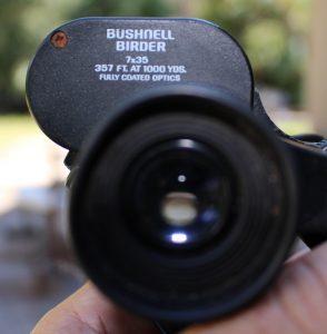Bushnell Birder 7x35 binoculars