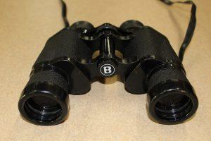 Bushnell Birder 7x35 binoculars size