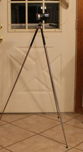 Polaroid 42 inch Travel Tripod Fully Extended