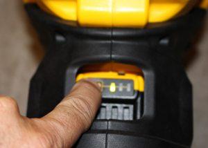 Cordless Blower Battery