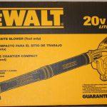 Cordless Blower - DeWalt DCE100B