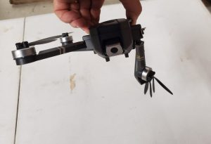 Holy Stone Drone Crash Broken Arms